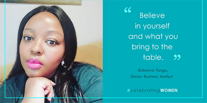 Strong Women in Business Series Featuring Babalwa Tanga